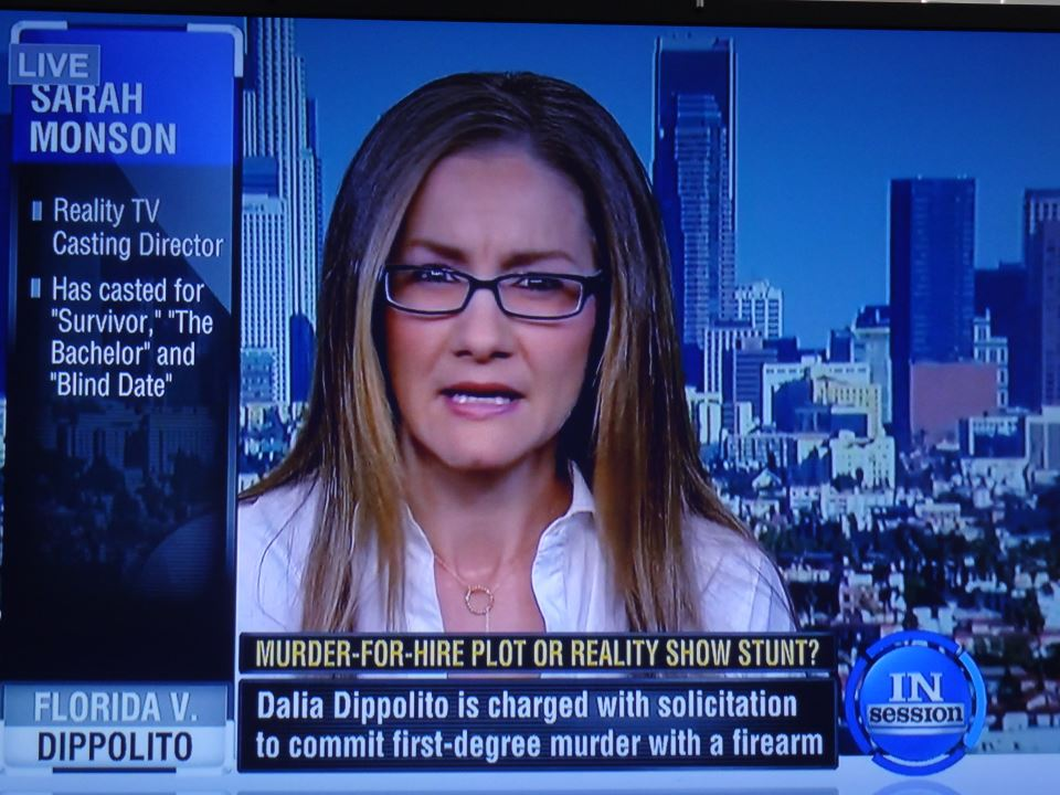 Sarah Monson Tru TV: My hardest hitting news face yet